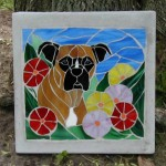 Boxer Stone for Linda Miller June 05